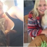 Cameron Diaz and her furry kids – four adorable dogs