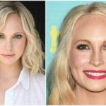 Candice Accola keeps her body slim by healthy eating