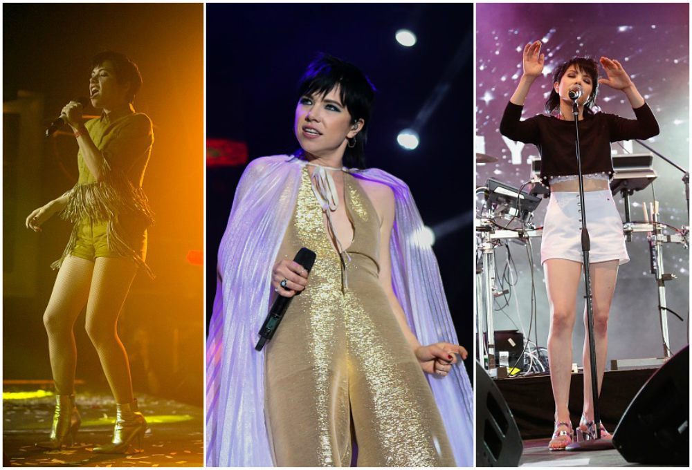 Carly Rae Jepsen`s height, weight and age