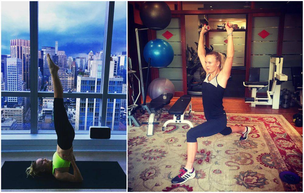 Caroline Wozniacki`s height, weight and age