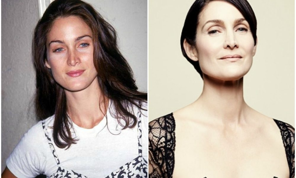 Carrie Anne Moss Height Weight Her Boyish Figure In The