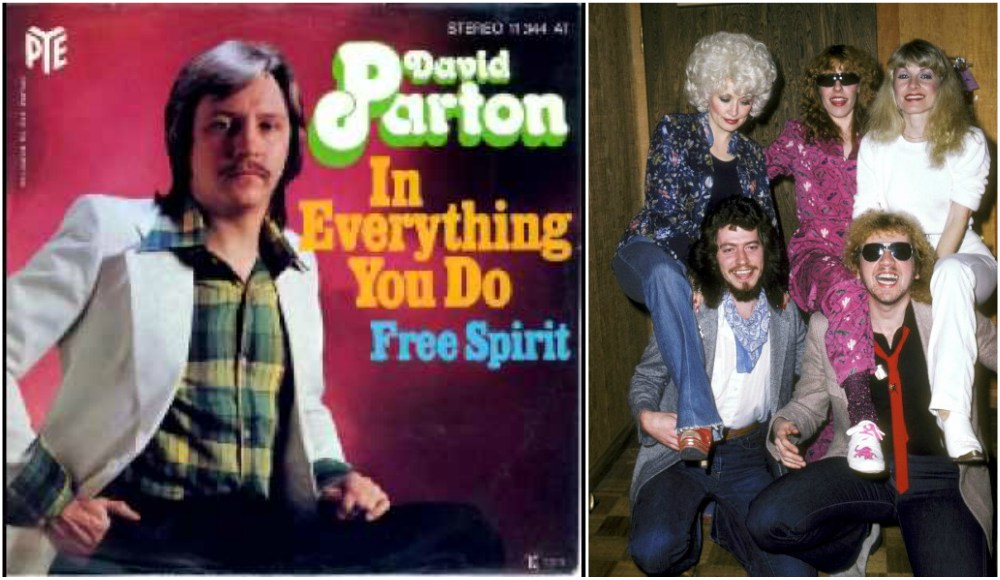 Dolly Parton`s brothers David and Floyd Parton