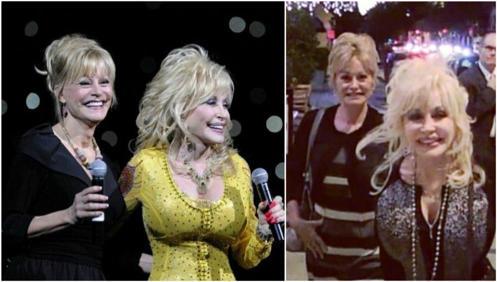Dolly Parton`s sister - Cassie Nan Parton