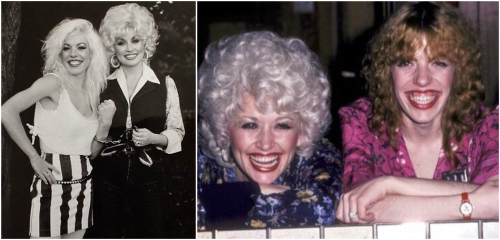 Dolly Parton`s sister Freida Parton