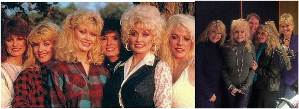 Dolly Parton`s sisters