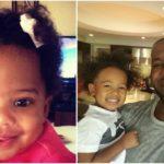 LeBron James – a good husband and a loving father!
