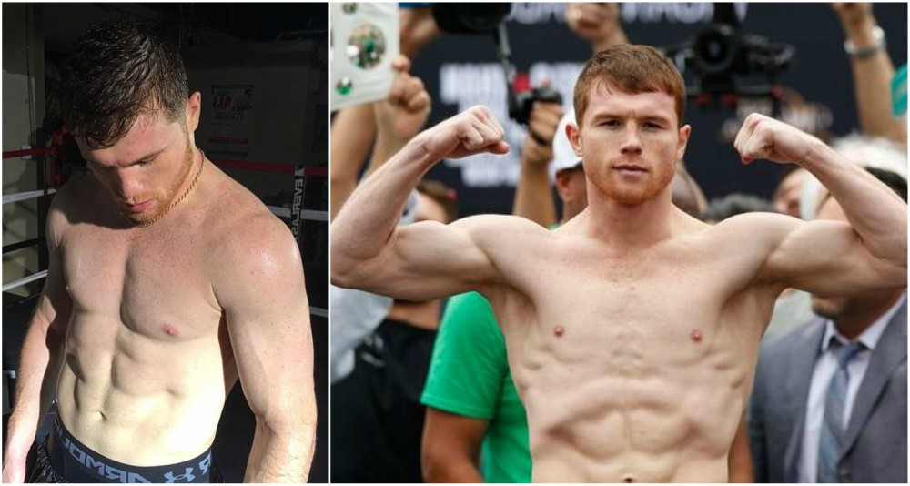 Saul Canelo Alvarez`s heigth, weight and age