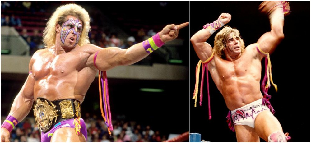 Ultimate Warrior`s height, weight and age