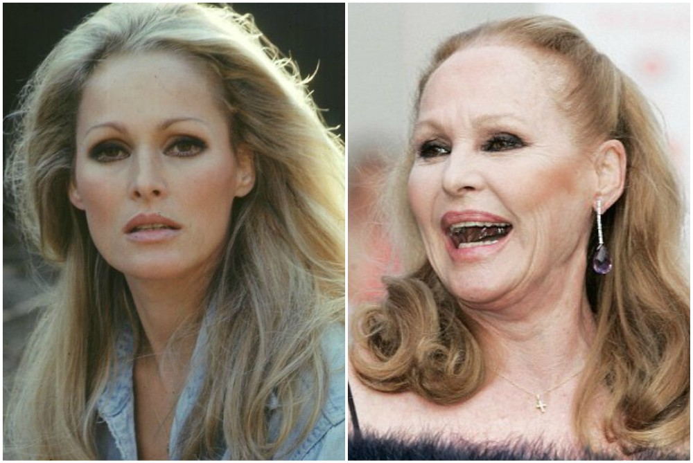 Ursula Andress Height Weight Gorgeous Bond S Girlfriend