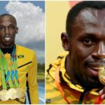 Usain Bolt likes McDonald's food, but still has ripped body