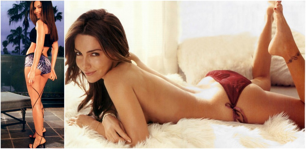Vanessa Marcil`s height, weight and age