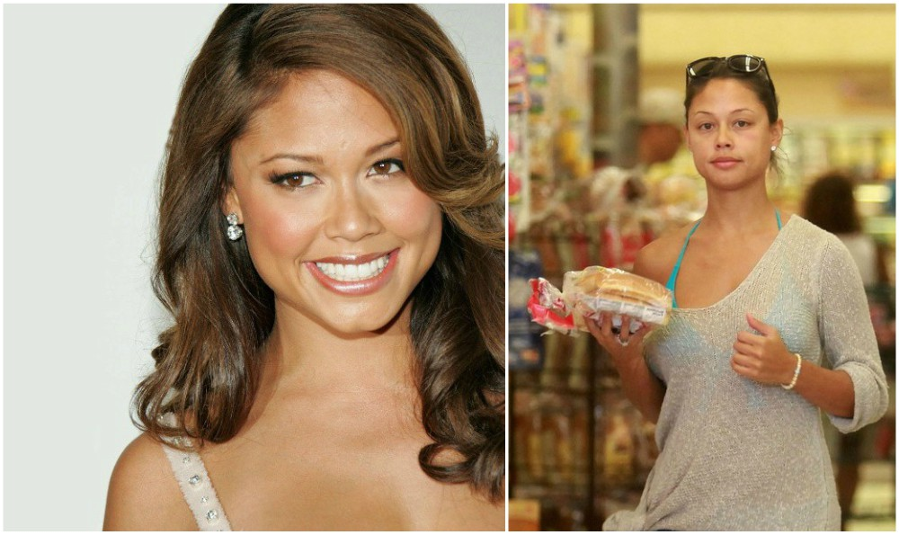 Vanessa Minnillo`s eyes and hair color