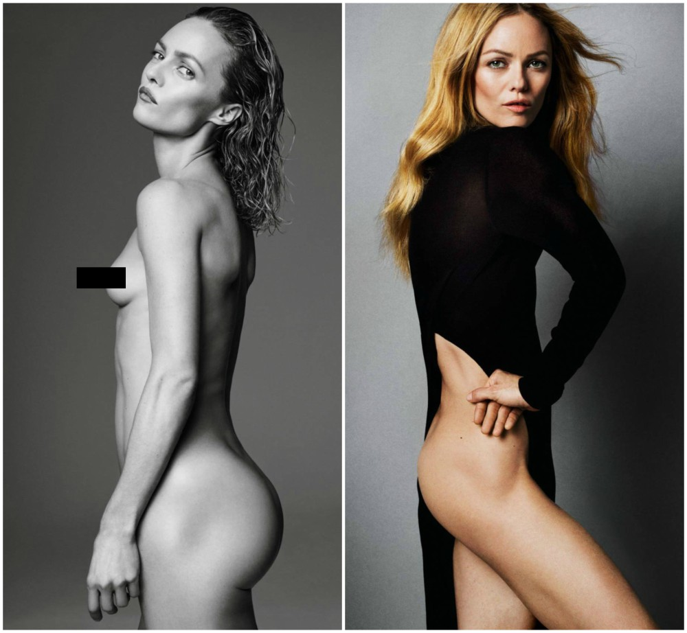 Vanessa Paradis`height, weight and age