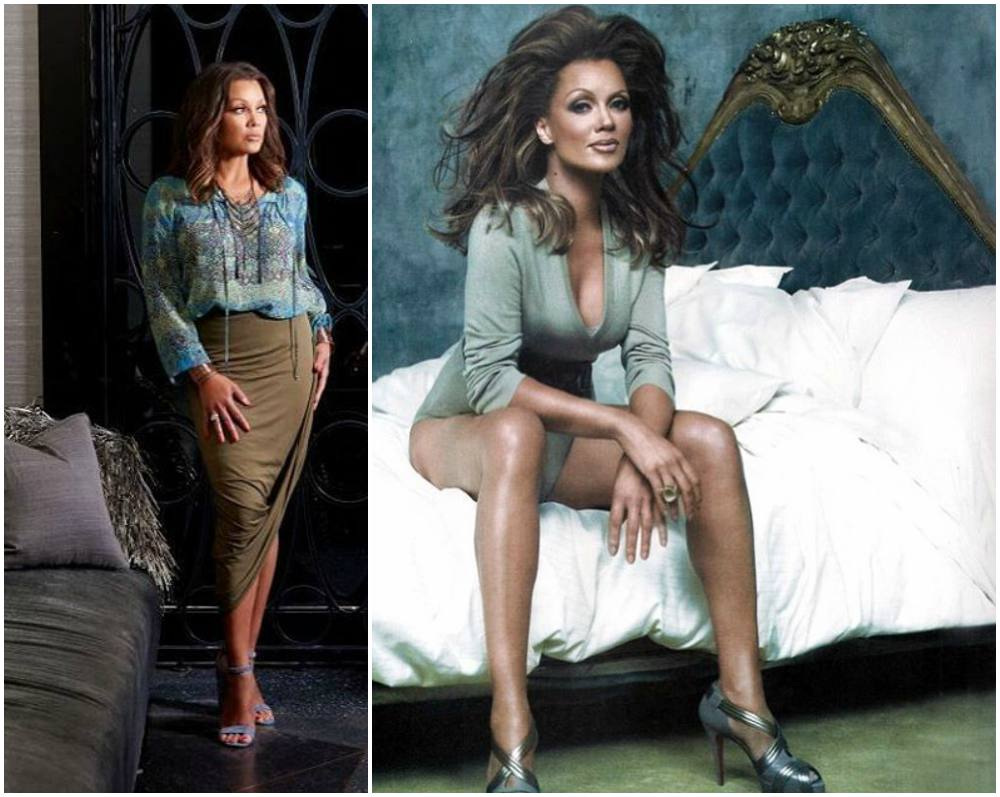 Vanessa Williams Height Weigth And Her Positive Approach