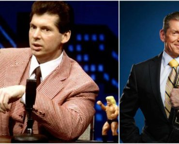 Vince McMahon`s height, weight and age