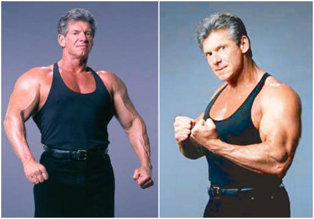 Vince Mcmahon`s height, weight. 71-year-old bodybuilder