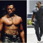 Capoeira and its contribution into Wesley Snipes' body shape