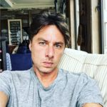 Less alcohol, more gym – Zach Braff`s motto of a new toned body