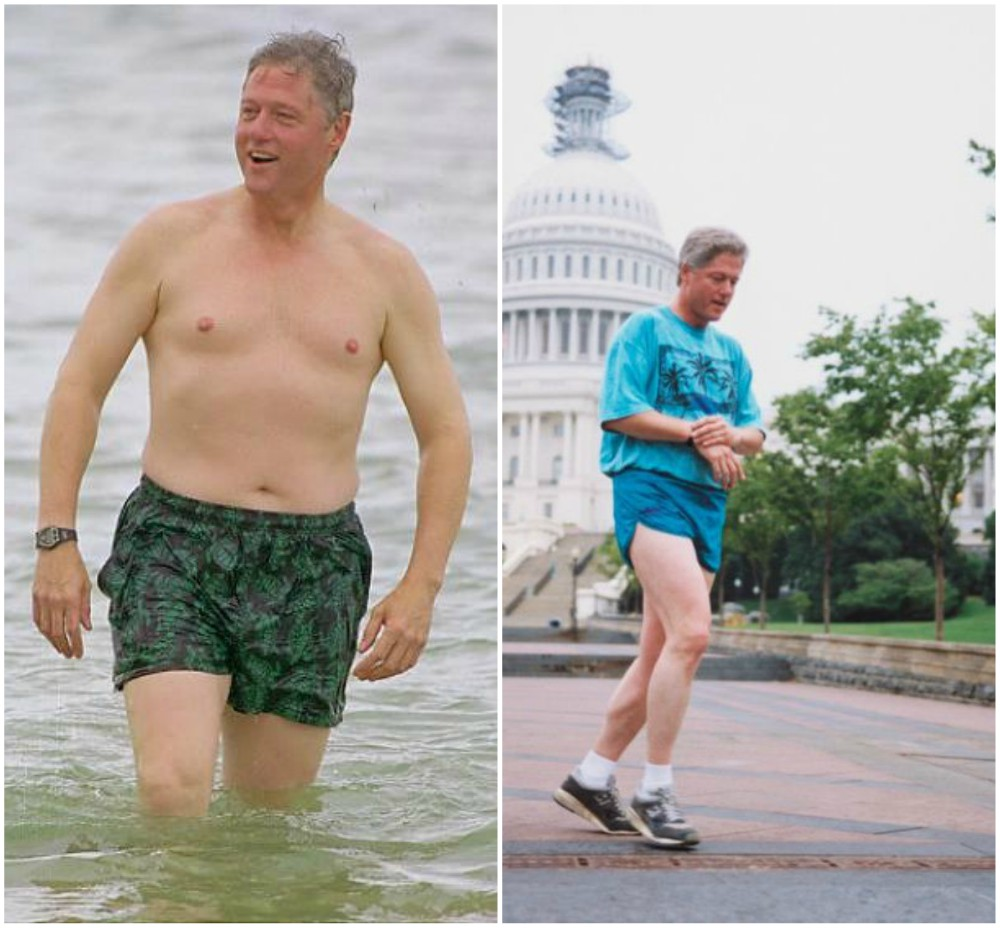 Bill Clinton S Height And Weight Secrets Of Keeping Healthy