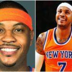 Carmelo Anthony keeps fit for career's sake