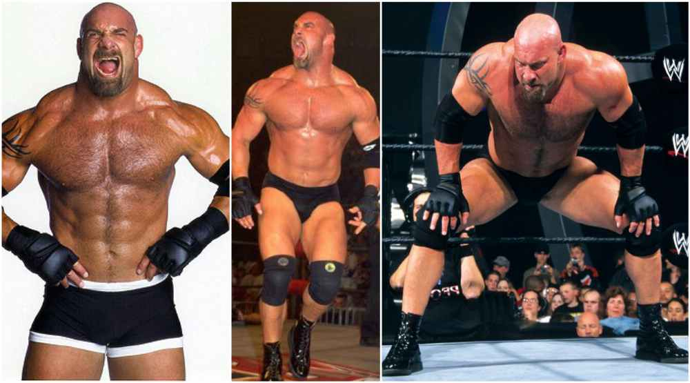 Bill Goldberg`s height, weight and age
