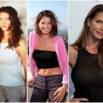 Cottage cheese for Charisma Carpenter stunning body