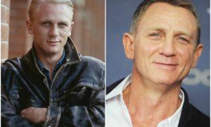 Daniel Craig`s eyes and hair color