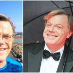 Eddie Izzard advices to run marathons to keep fit