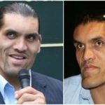 A huge wrestler Great Khali and his way of keeping fit