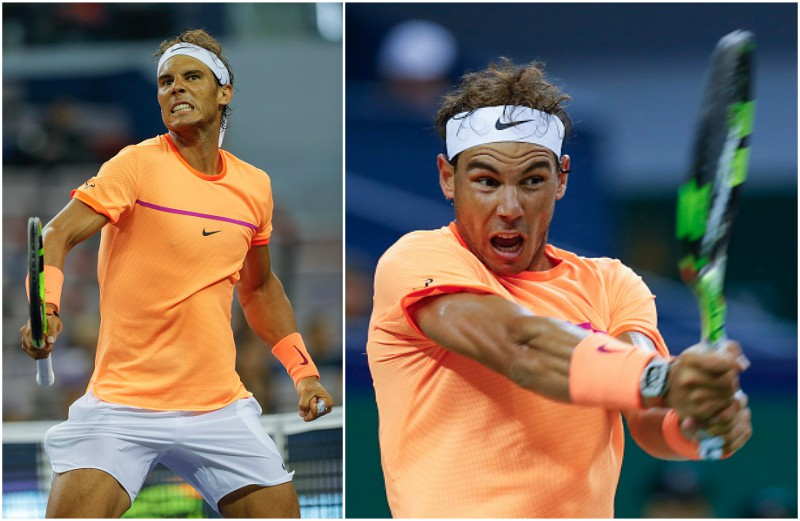 Rafael Nadal`s height, weight and age