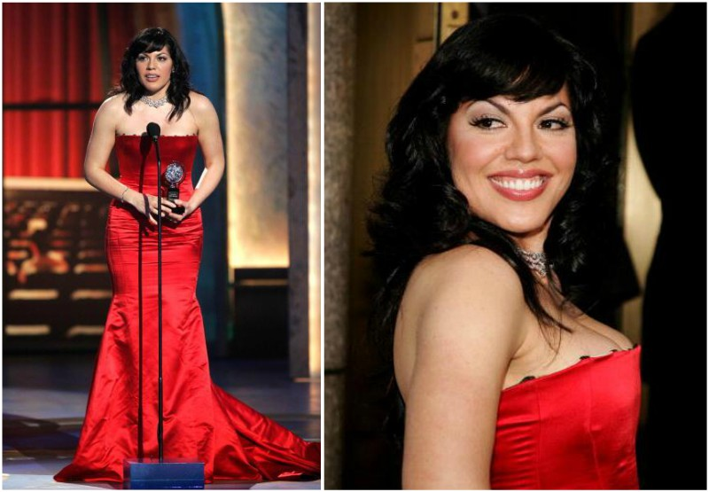 Sara Ramirez`s height, weight and age
