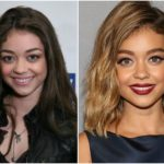 Sarah Hyland prefers muscles to skinny look