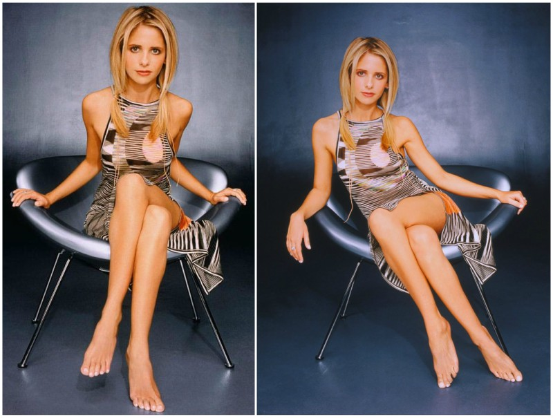 Sarah Michelle Gellar`s height, weight and age