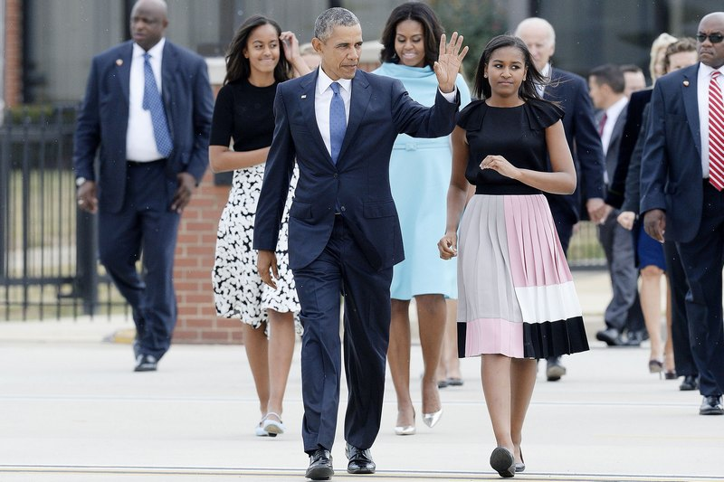 Sasha Obama`s height, weight and age