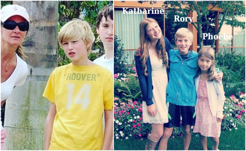 Bill Gates` children - son and daughters