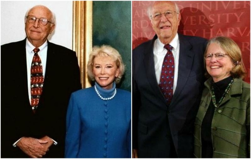 Bill Gates` family - parents Bill Gates, Sr and Mary Maxwell Gates