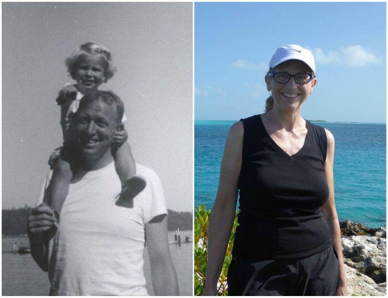 Bill Gates` family - sister Kristianne Gates Blake