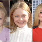 Dakota Fanning loves fast food, but stays in a pretty good shape