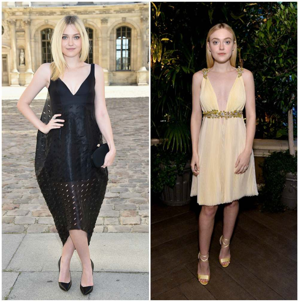 Dakota Fanning`s height, weight and age