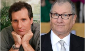 Ed O'Neill`s eyes and hair color