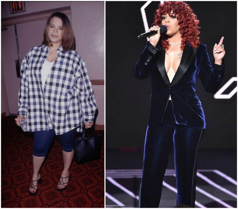Faith Evans weight loss