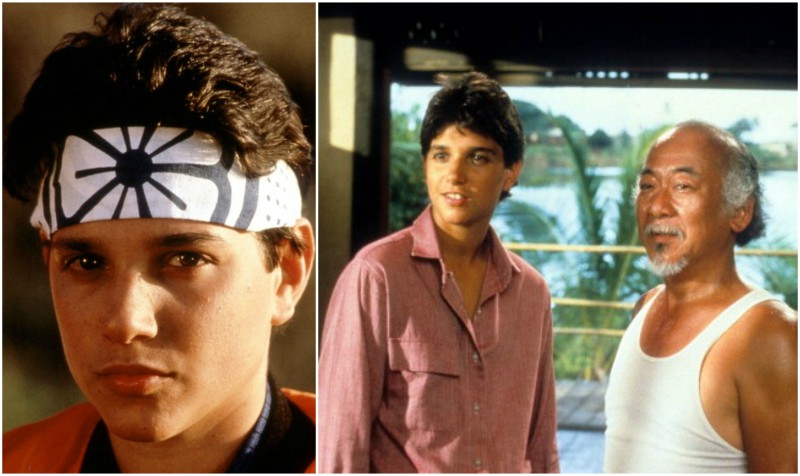 Ralph Macchio`s height, weight and age