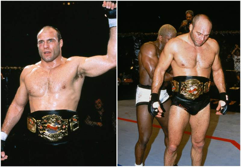 Randy Couture`s height, weight and age
