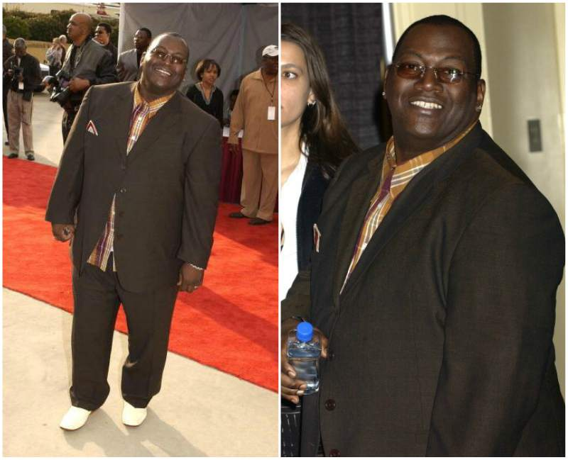 Randy Jackson Weight Loss