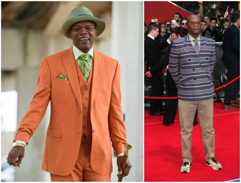 sam jackson oscar lose weight