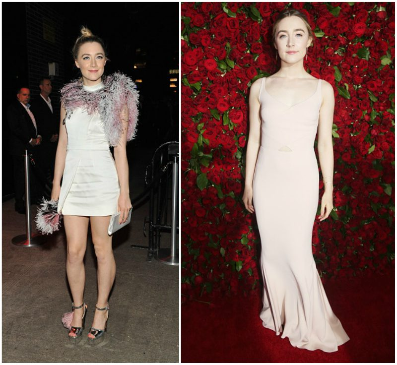 Saoirse Ronan`s height, weigth and age