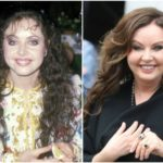 A bit of plastic magic makes Sarah Brightman look younger her age