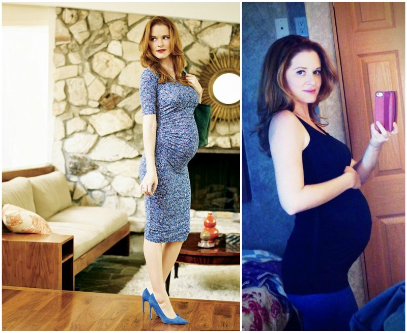 Sarah Drew`s height, weight and age