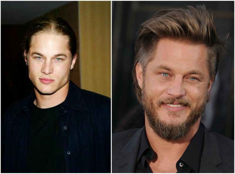Travis Fimmel`s height, weight. He is used to healthy food  Travis Fimmel`s...
