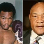 What tips made George Foreman a boxing legend with great body?